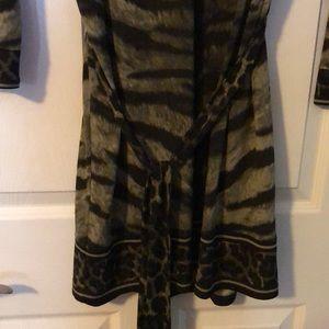 Michael Kors Dresses - MICHAEL KORS animal print dress